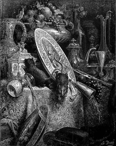 Illustration de Gustave Doré.