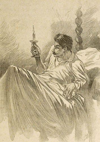 Le Horla: cauchemar du narrateur