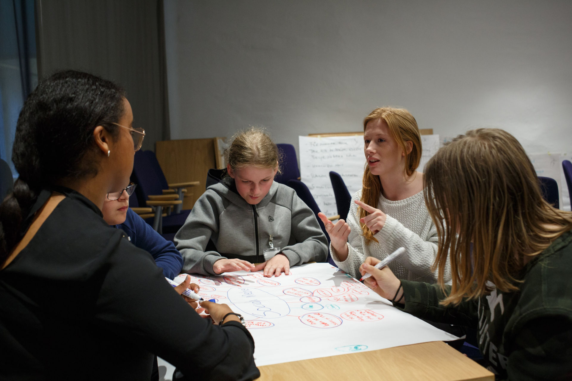 Comment faire travailler les élèves en groupe au collège?
