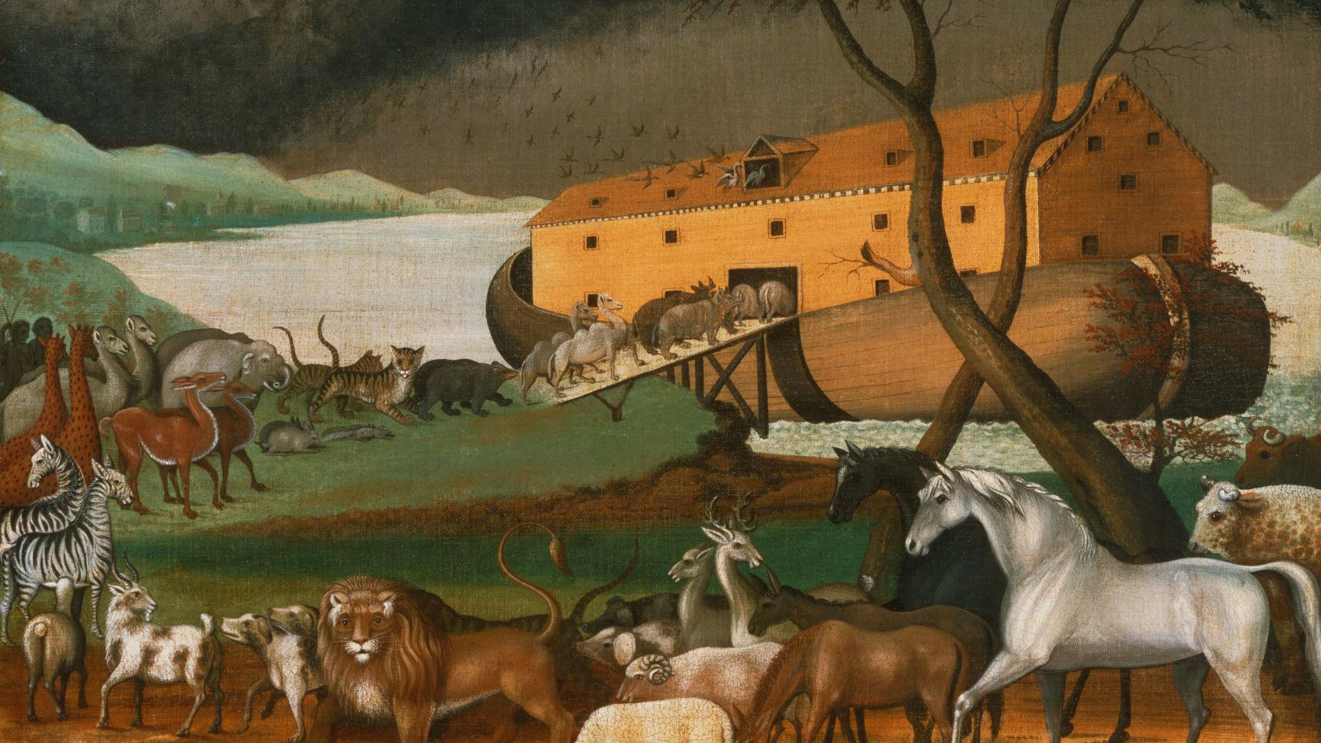 Le déluge, mythe fondateur et récit de création